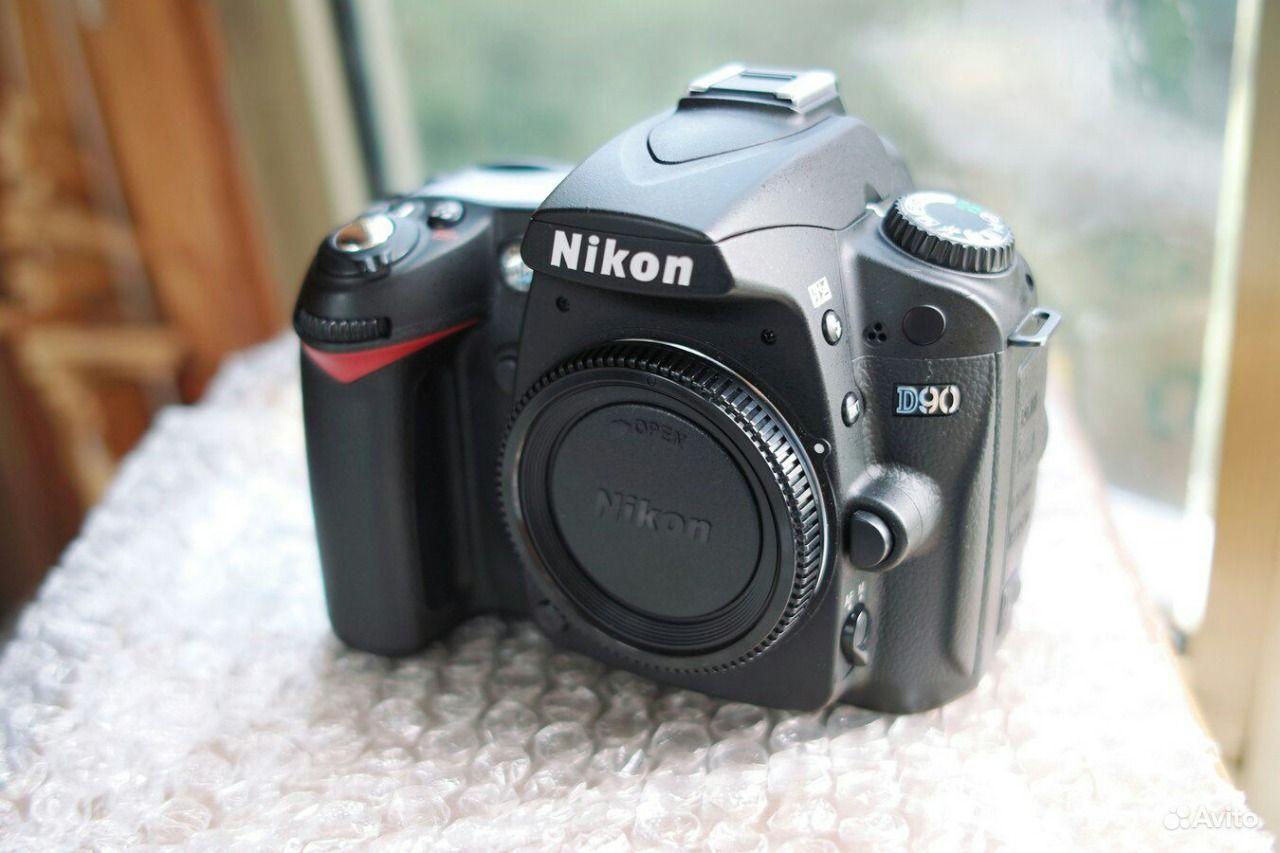 Как сделать фото на никон д90