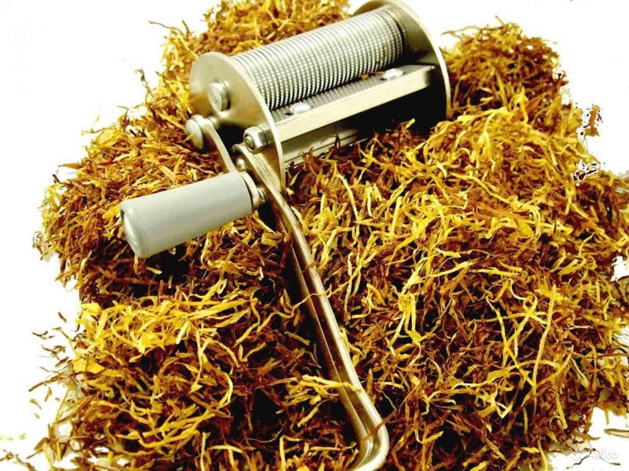 Как в домашних условиях сделать табакорезку в7