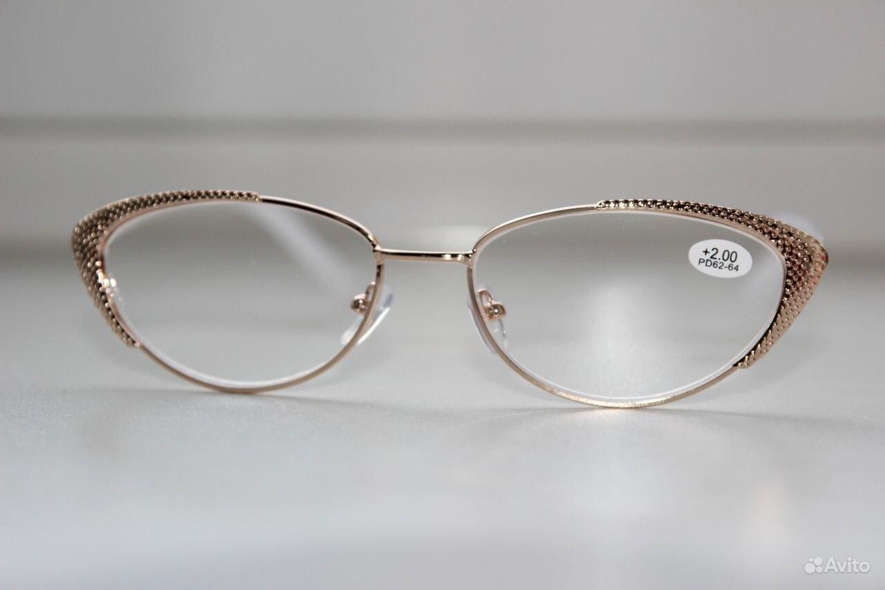 Готовые очки с диоптриями 7 фотография