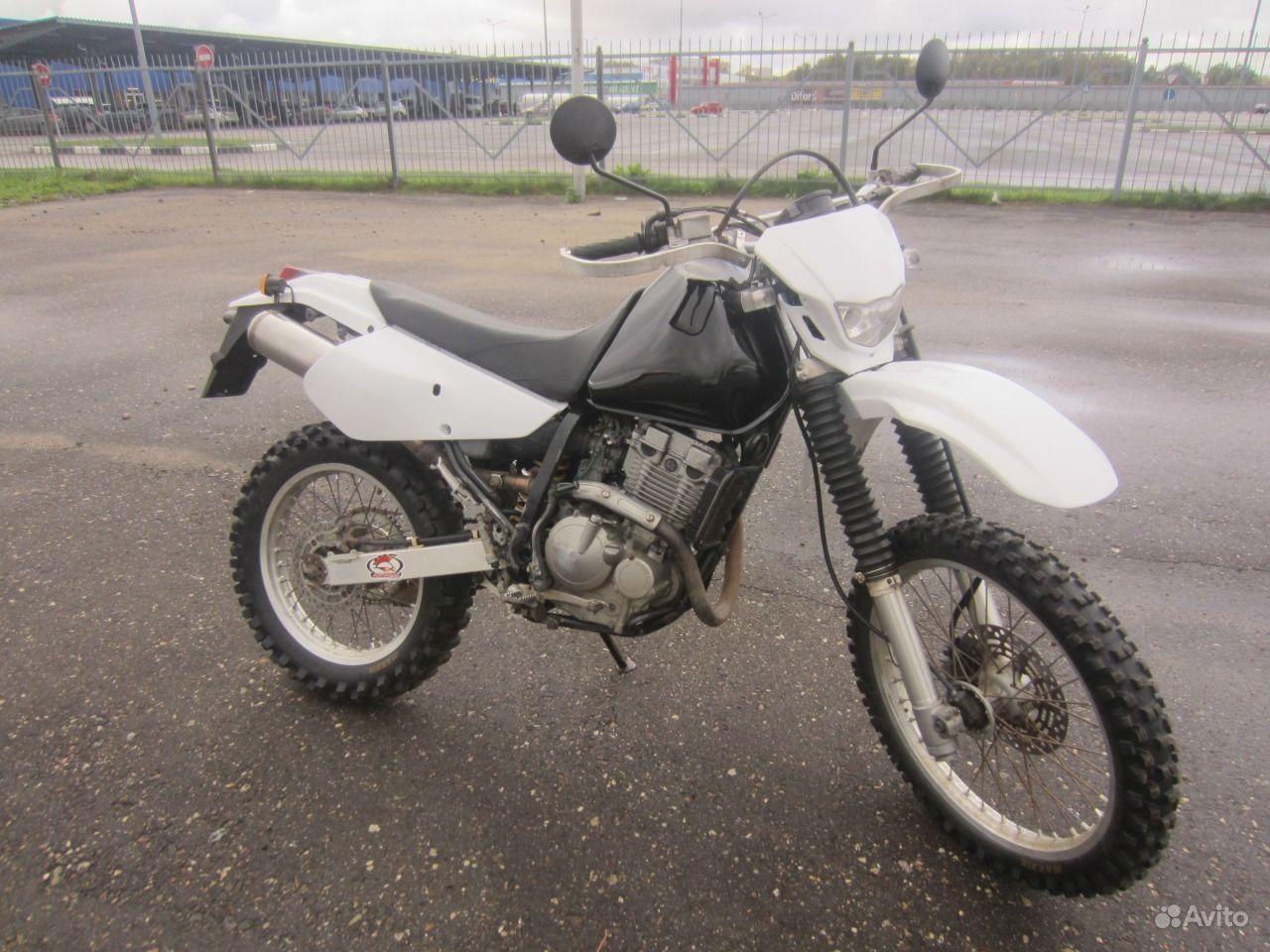 Suzuki Djebel 250 XC. Ярославская область,  Ярославль