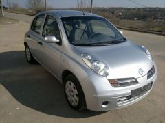 Nissan Micra, 2003