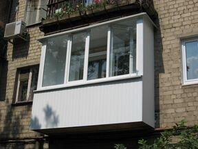 Остекление балконов и лоджий,окна от производителя (выезд на.