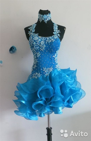 Купить Платье Спортивно Бальное Платье
