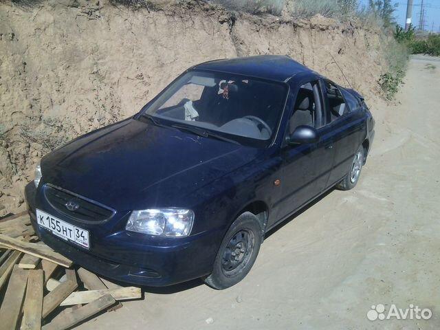 Продажа запчастей Hyundai Accent в Москве Сравнить