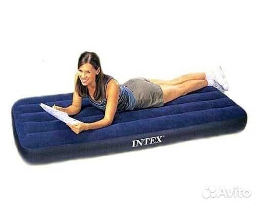 Авито  надувной матрас кровать