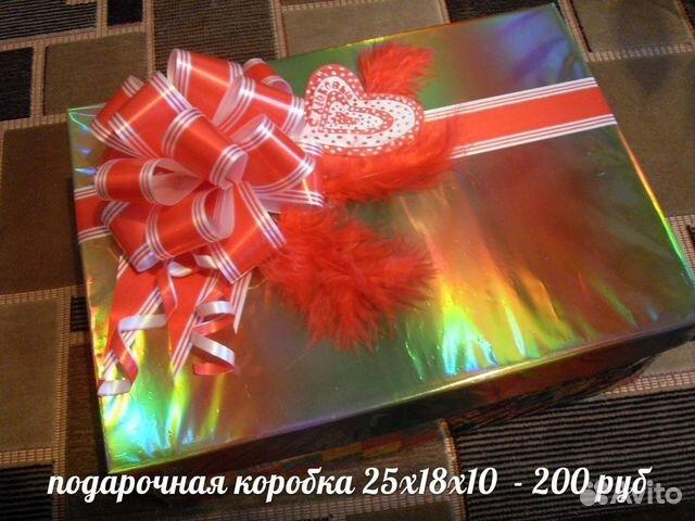 Упаковка подарка курск 2