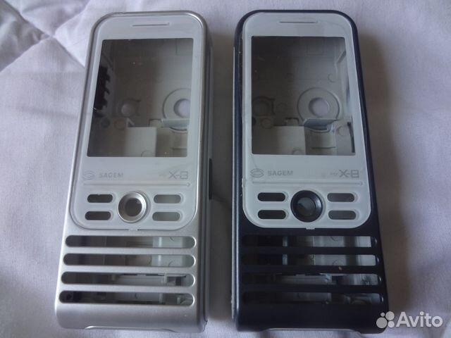 Сотовый телефон sagem myx-8