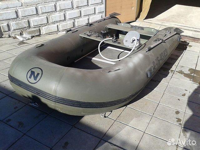 купить лодку нордик 360