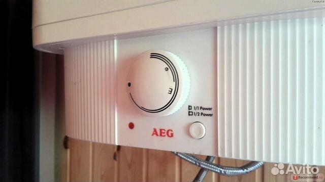 Ремонт водонагреватель aeg