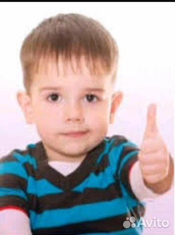 Детская стрижка для мальчика полубокс