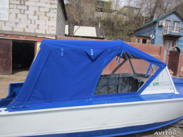 купить тент с дугами на лодку крым