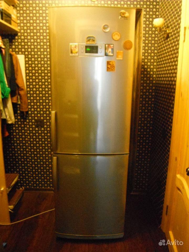 Холодильник lg ga e409ulqa фото