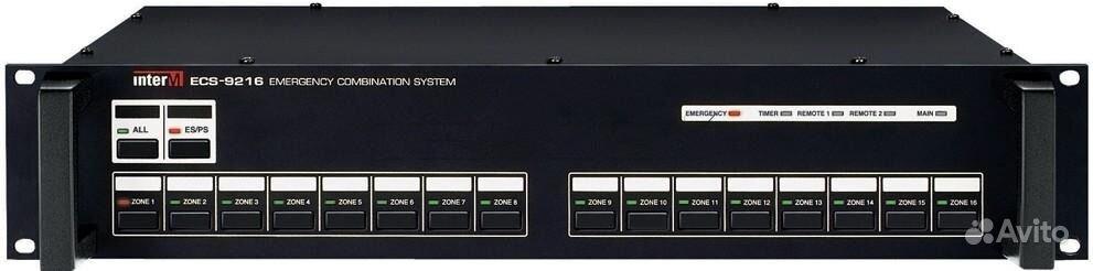 системы оповещения Inter-M