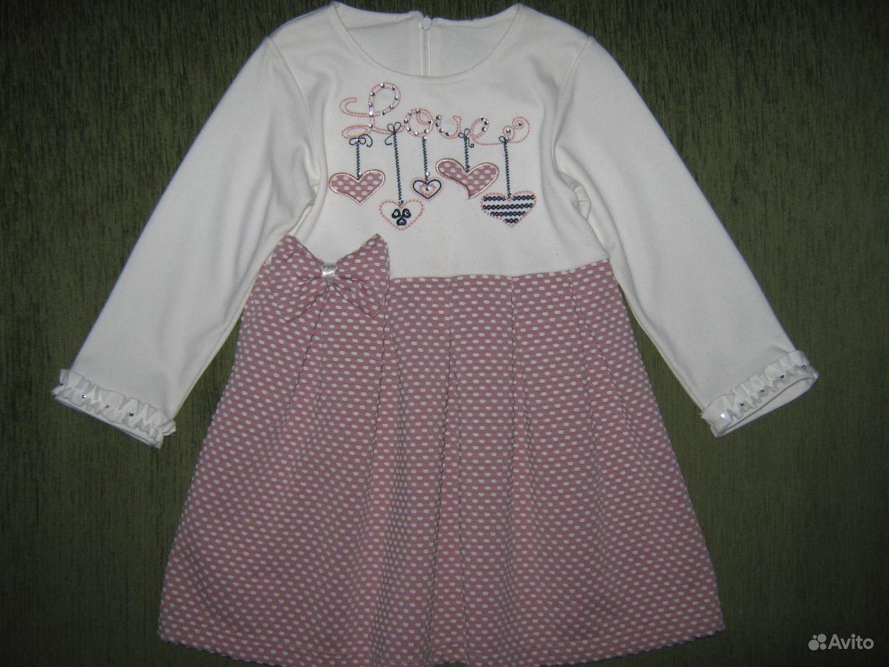 Платье для девочки р. 104   Festima.Ru - Мониторинг объявлений a9460a015b2
