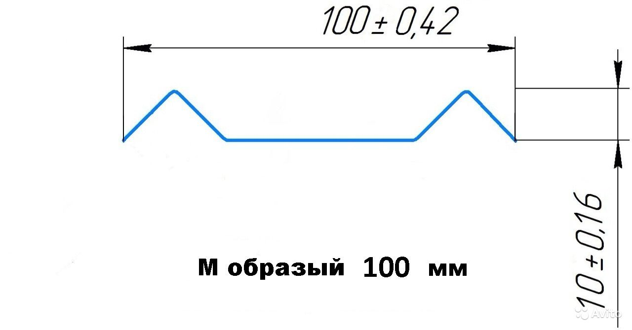 Штакетник для забора цв.3005 Вишня — фотография №8