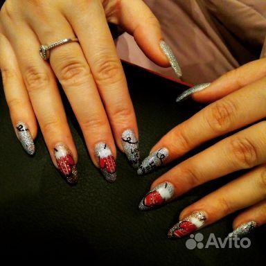 Маникюр,наращивание ногтей купить на Вуёк.ру - фотография № 6
