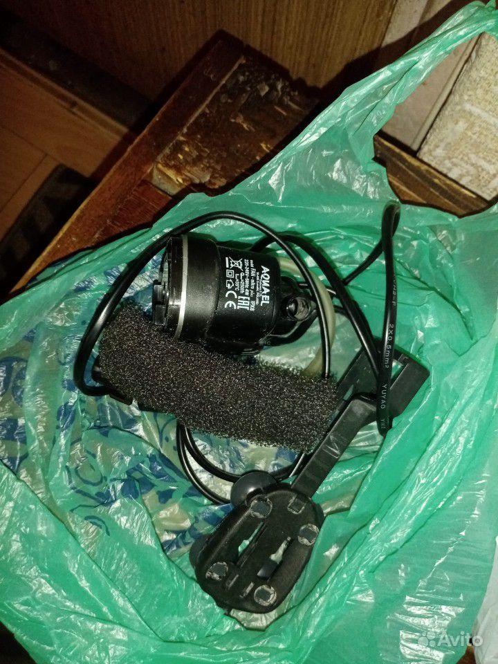 Аквариум 16 литров и фильтр купить на Зозу.ру - фотография № 2