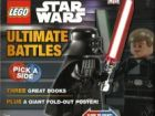 Lego Star Wars Ultimate Battles 3 Books and Poster