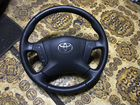Руль кожа кнопки с аирбэг на а/м Toyota Avensis ор