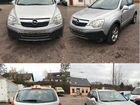 Opel Antara запчасти новые и б.у разбор