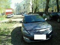 Hyundai Solaris, 2016 г., Москва