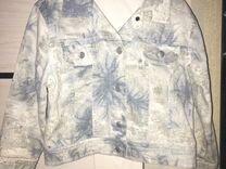 Джинсовая куртка Minimayoral