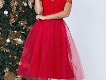 4645431608eecf6 Красное пышное платье. Много вещей купить в Красноярском крае на Avito —  Объявления на сайте Авито