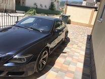 BMW M6, 2007 г., Краснодар