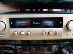 Усилитель Accuphase E-212, с цапом Accuphase