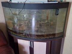 Аквариум угловой 400 лит