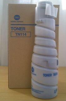 Тонер картридж TN-114 объявление продам