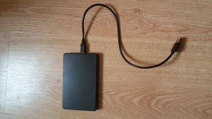 Жесткий диск Usb переносной 1 тб объявление продам