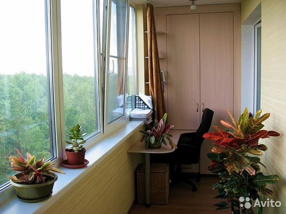 Отделка балконов и лоджий | Увеличение объема