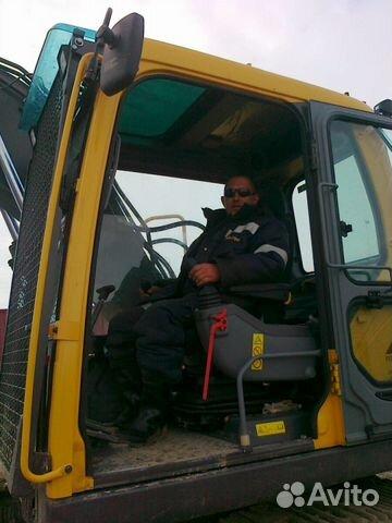 Машинист экскаватора хабаровск свежие вакансии авито