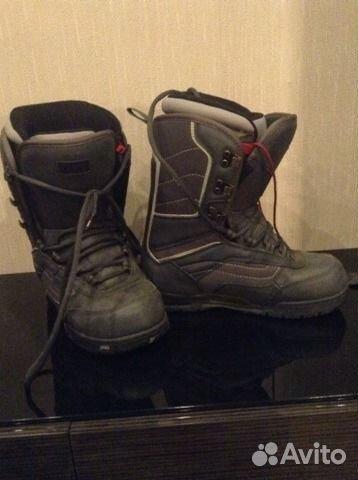 047b0026 Ботинки для сноуборда Vans Mantra купить в Санкт-Петербурге на Avito ...
