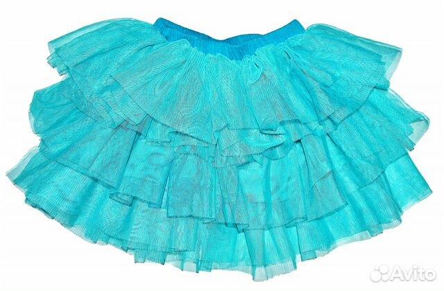 Пышную юбку купить на авито