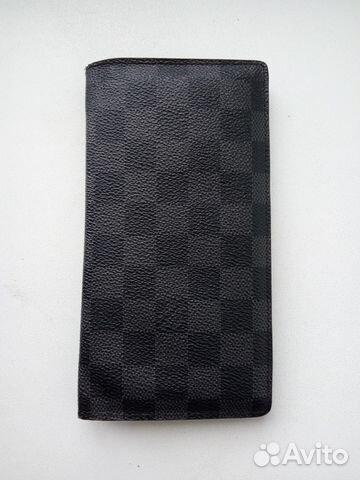 2b4727150195 Louis Vuitton кошелек бумажник Brazza Оригинал купить в Санкт ...