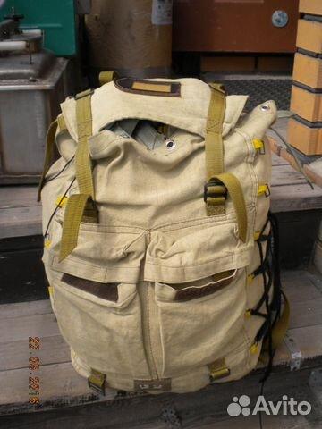 Рюкзак армейский брезент купить zinziv городские рюкзаки yellowstone