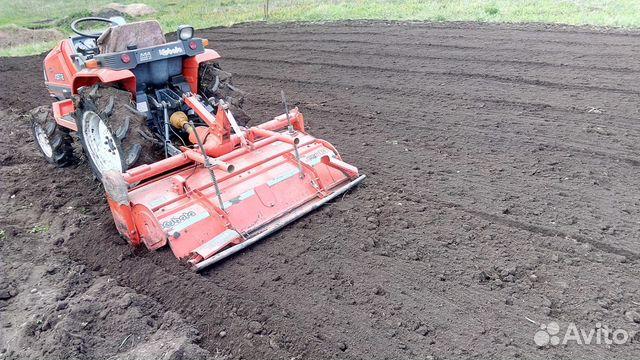 вспашка земли трактор красноярск каркасном доме плоскую