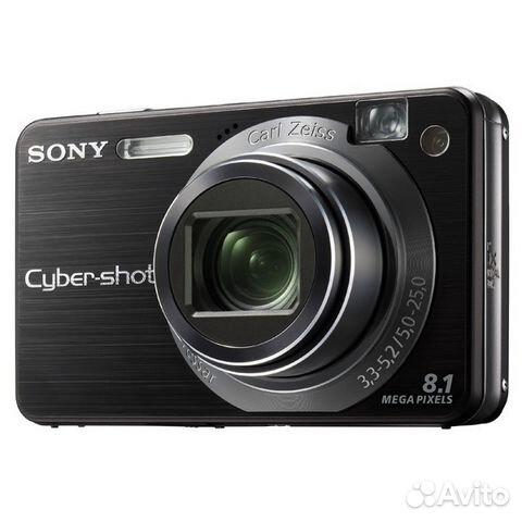 Sony Cyber-shot DSC-W150 на запчасти