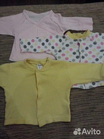 Одежда для девочки от рождения до двух месяцев   Festima.Ru ... 3feb102e9f5