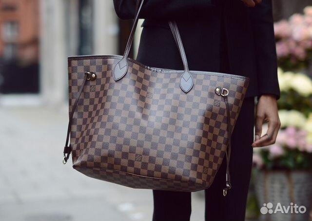 Louis vuitton neverfull лв неверфул: 3770 грн - сумки