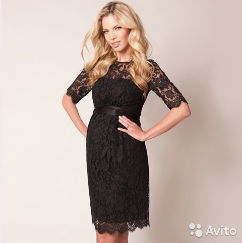 89af719a505 Вечернее платье для беременных