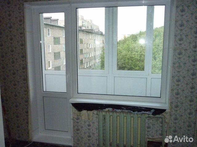 Балконный блок veka в панельный дом купить в мурманской обла.