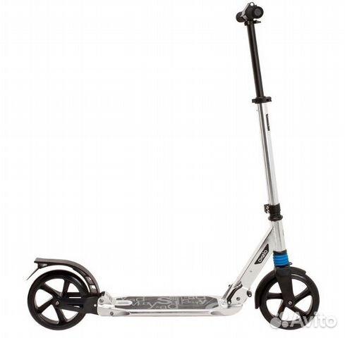 Обзор отзыв о самокате HUDORA Big Wheel Style 230