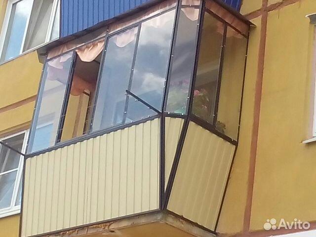 Услуги - установка металлических балконов, теплиц и решёток .