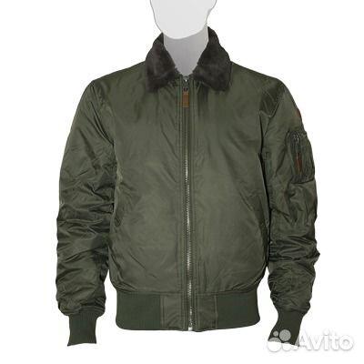 d1aa819df0f Куртка мужская утеплённая пилот
