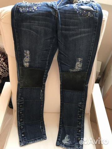 Женские джинсы (Италия)   Festima.Ru - Мониторинг объявлений 42657286a56