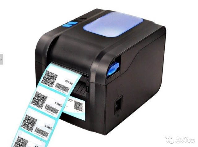 Принтер чеков москва