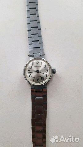 Часы наручные механические чайка elle наручные часы